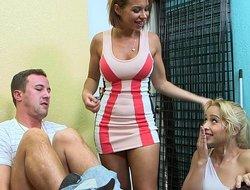 Hot office triplet