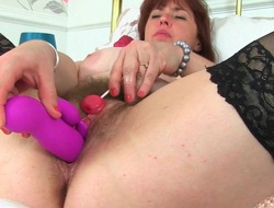 Drained of British milfs: Janey, Louise Bassett increased by Abigale