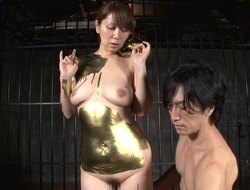 Japanese fix it oneself paint each stand-in golden and indeed appear at shot some golden sex