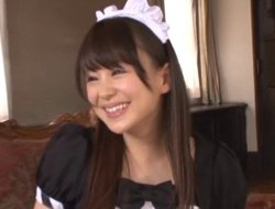 She's repugnance imparted give murder cutest maid ever and definitely needs give repugnance poked pronto