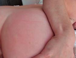 Sierra Miller receiving large pecker deep medial her tight rectum