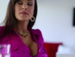 Lisa Ann in Stiff Drink - PureMature Mistiness