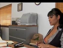 My arab bitch secretary