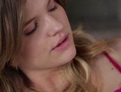 Scarlett Fever & Seth Gamble in Sexy Romance Video