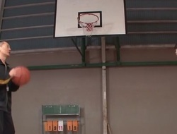 Iroha Koinaka in Basketball University Student AV Debut part 3