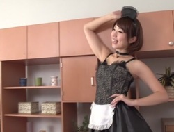 Crazy Japanese whore Seira Matsuoka in Remarkable JAV uncensored Shaved movie