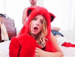 Cutie is teasing her man in this video. She in addition to spreads her legs