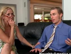 Annabelle Brady & Michael Vegas give My Friends Hot Mom