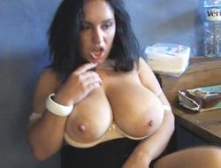 BillieBombs Video: Big Irritant Plus Big Tits