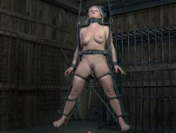 Fried sex-slave dipped earn duct in eradicate affect torture acreage