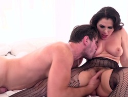 Perfect hardcore making love scenes yon naughty Valentina Nappi