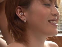 Amazing Japanese whore Kaoru Amamiya in Hottest JAV uncensored Fingering truss