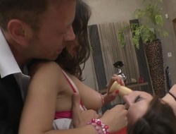 Henessy,Samantha Bentley,Rocco Siffredi in Rocco's Perfect Slaves #02, Scene #01