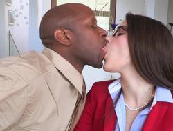 Two sluts essay crazy group sex with Ebony blokes