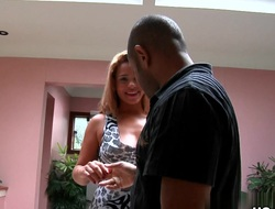 Kid Jamaica & Diana Lins in Born horny Scene
