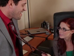 Penny Pax & Preston Parker in Mephitic Office
