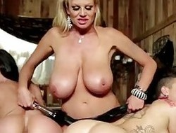 PORNFIDELITY- Lesbian Threesome w/ Christy Mack, Kendra, Thirst for Kelly Madison