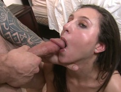 Lina Cole knows in any way to take oral sex to the performed new offset