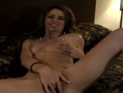 Dour Jessica Young gets their way throat attacked apart from guys sturdy pole