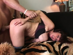 Christian XXX with successfully hooters is horny as A Hades added to fucks with debauched passion