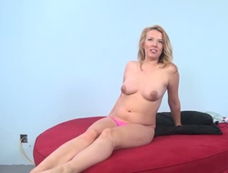 Blond kinky man fingers muff be advisable for lusty chap-fallen blonde Shauna Skye