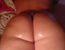 Big ass back oil