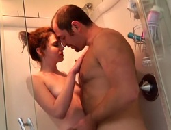 Amateurs Shower Time Fun