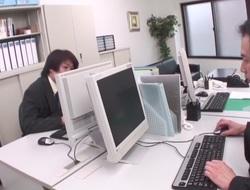 Amazing Japanese whore Miina Kanno in Hottest JAV uncensored Hardcore clip