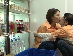 Mio Kanai & Risa Mizuki in Lesbian Helpless Time - TeensOfTokyo