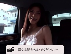 Horny Japanese gripe Anri Okita in Incredible big tits, skivvies JAV video
