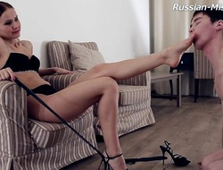 Russian-Mistress Video: Linda