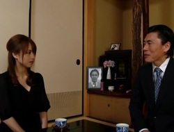 Horny Japanese chick Akiho Yoshizawa in Amazing lingerie, stockings JAV instalment
