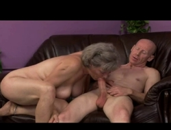 Granny Plays With Old Gay blade by TROC