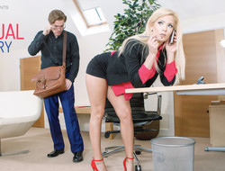 Candee Licious relative to Sensual Delivery - OfficeObsession