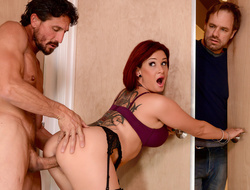 Tory Lane & Tommy Gunn anticlockwise Psychology - Brazzers