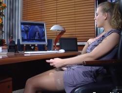 BackdoorLesbians Video: Denis and Barbara
