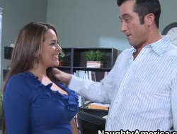 Penelope Piper & Billy Skim in Naughty Office