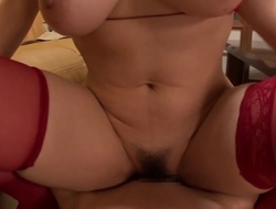 Reiko Nakamori hot Asian milf enjoys facesitting