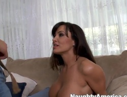 Lisa Ann ges pleasures by young boy Seth Episode