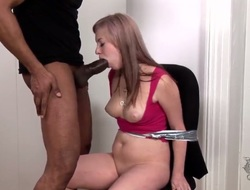 Teen is a floosie that wants cum in excess of face anon a punctually