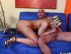 Nonconformist Jenna Cruz would tattle on for a cumshot