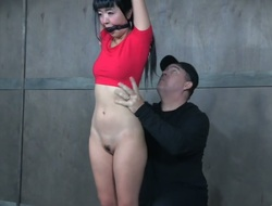 Forfeit Asian chick Marica Hase further plus distressing
