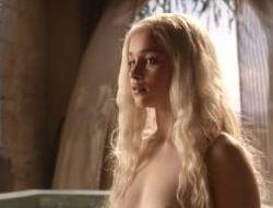 Emilia Clarke: Tomfoolery Thrones Nude/Sexy/Hot Scenes