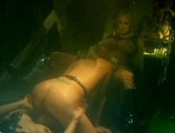Dee, Stormy Daniels, Trina Michaels In Predator, Scene 1
