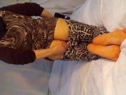 sexy kurdish hijab housewife  Ala kareem masturbation rub