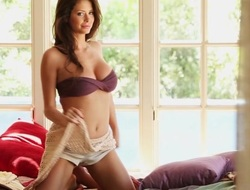 Emily Addison in Come Get Me