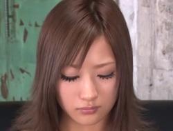 Exotic Japanese model Aika in Horny JAV uncensored Creampie clip
