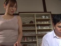 Illogical Japanese chick Yuu Kawakami, Nana Aoyama, Yuria Sonoda, Kyoko Yabuki in Amazing wife, stiffener JAV scene