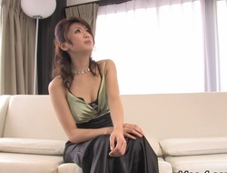 Runa Sezaki Gets Cum Approximately Mouth After Handjob - Avidolz