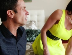 Kendra Lust & Alan Stafford here My Callers Hot Mom